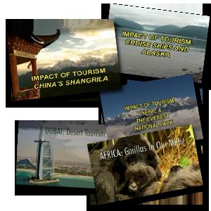 World Tourism Case Studies