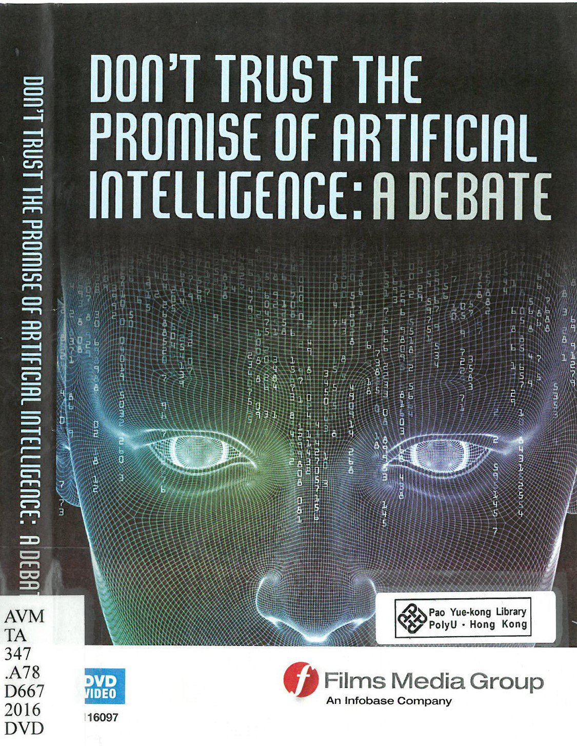Don't trust the promise of artificial intelligence : a debate / Intelligence2