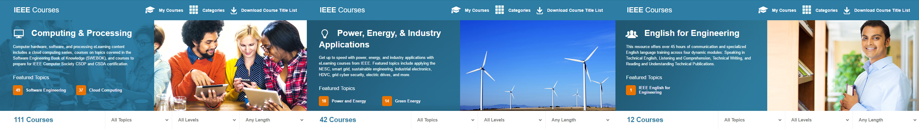 IEEE Courses