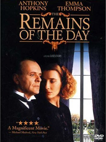 24. The remains of the day 告別有情天