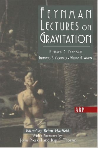 2.	Feynman lectures on gravitation