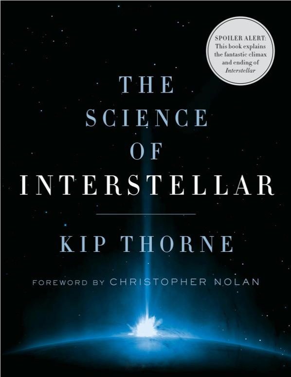 5. The science of Interstellar