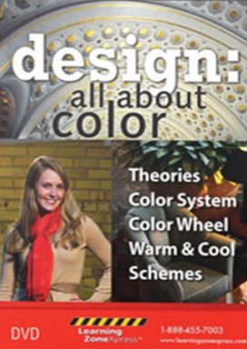 Design all about color