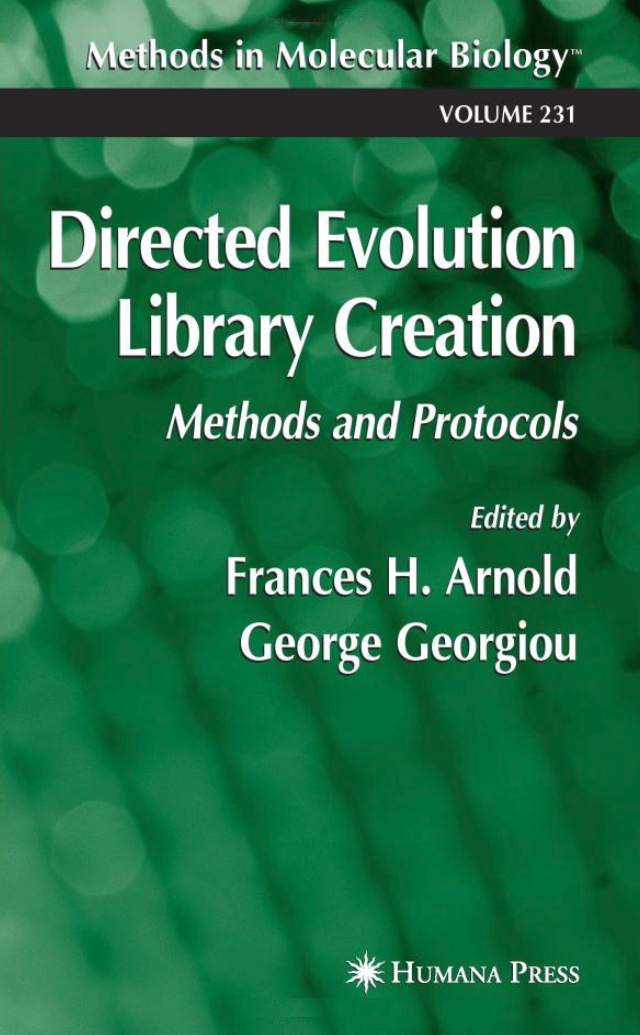 6.	Directed evolution library creation : methods and protocols