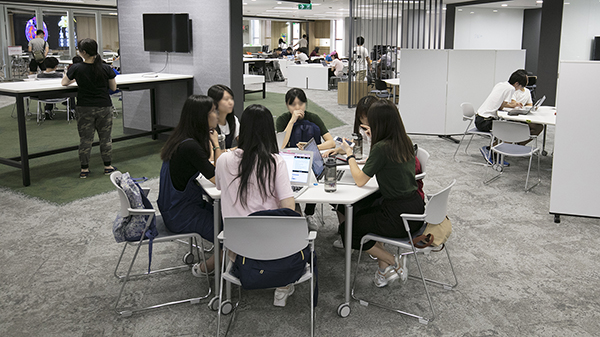 Ideation Zone, i-Space, 4/F