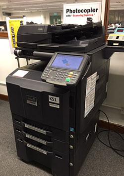 Black & white printer / copier