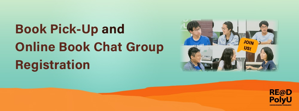 Book Pick-Up and Book Chat Group Registration