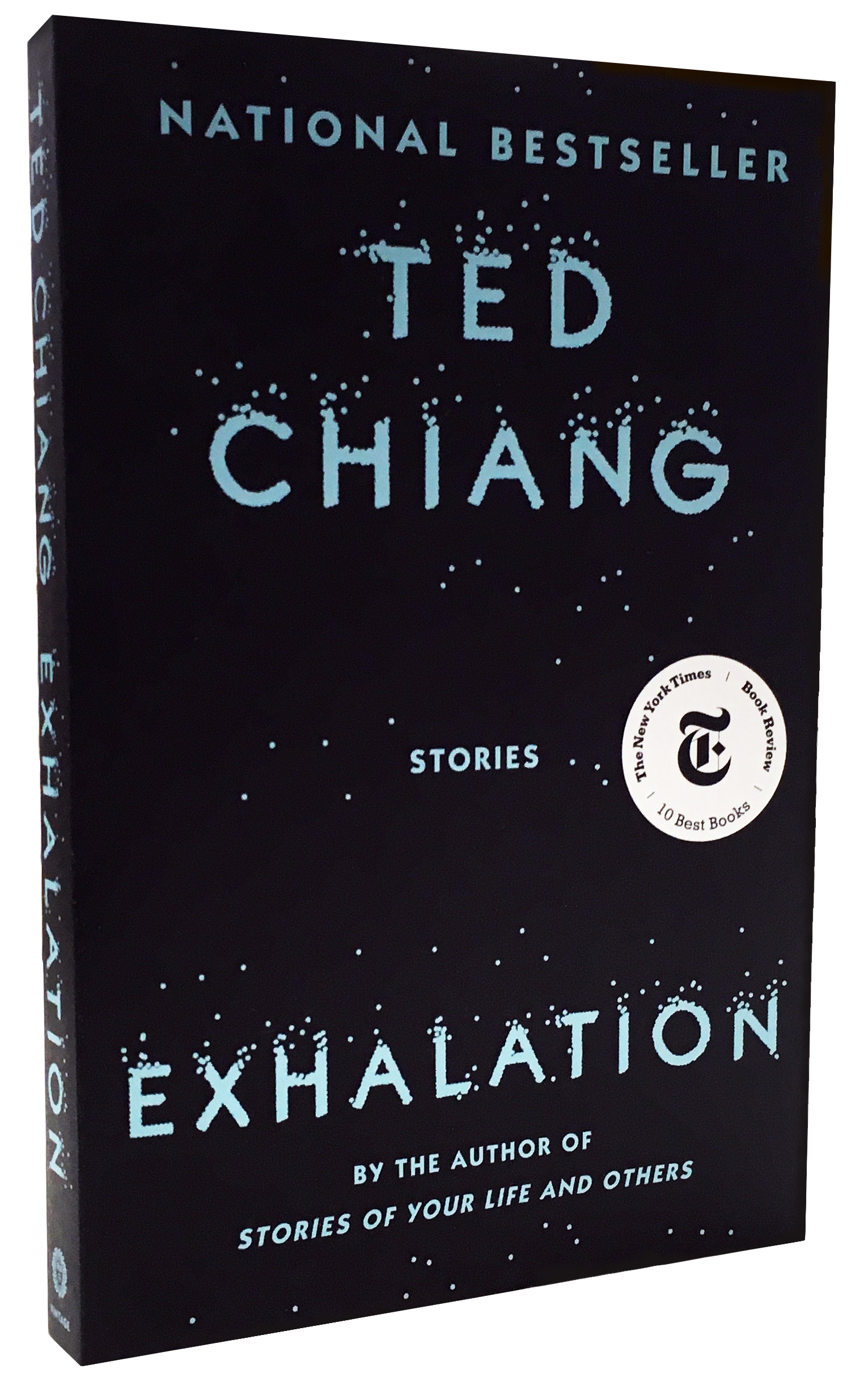2020 common book: Exhalation by Ted Chiang