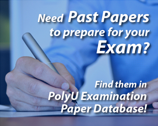Need Past Papers to prepare for your Exam?